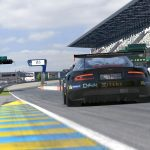 Band of Others Racing Aston Martin at Le Mans