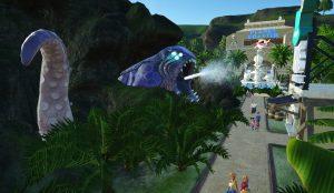 Planet Coaster Kraken Screenshot